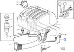Chicote Elétrico - Volvo CE - 11170675 - Unitário