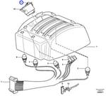 Botão do Interruptor - Volvo CE - 11039831 - Unitário