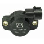 TPS - Sensor de Posição da Borboleta - MTE-THOMSON - 7260 - Unitário
