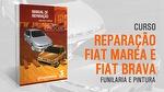 Manual de Reparo - Fiat Brava e Marea -Módulo 4 - VIDEOCARRO - 10.10.00.156 - Unitário