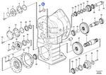 Arruela - Volvo CE - 16862767 - Unitário