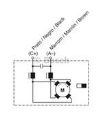 MOTOR DE ARREFECIMENTO C.C. GPB 12V 350W - Bosch - F006KM0611 - Unitário