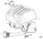 Interruptor - Volvo CE - 11039813 - Unitário