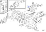 Kit Vedação da Válvula de Comando da Direção - Volvo CE - 15165981 - Unitário