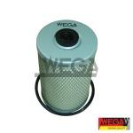 Filtro de Combustível - Wega - FCD0710/1 - Unitário