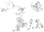 Mangueira de Sucção - Volvo CE - 11014661 - Unitário