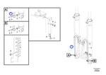 Tubo do Sistema Hidráulico - Volvo CE - 14677167 - Unitário