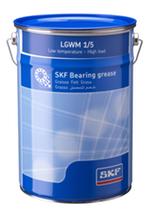 Graxa para pressão extrema e baixa temperatura - SKF - LGWM 1/5 - Unitário
