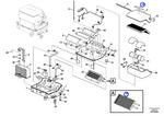Radiador do Ar Condicionado - Volvo CE - 14532726 - Unitário