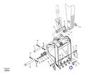 Dente - Volvo CE - 14527863 - Unitário