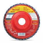 Disco Flap Exact em Nylon - Starrett - FDX115-120NF - Unitário