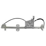 Máquina Elétrica do Vidro da Porta Dianteira - Universal - 50880 - Unitário