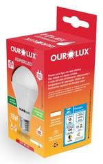 Lâmpada Superled Alta Potência 15W Bivolt 6500K - Ourolux - 20390 - Unitário
