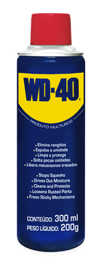 WD-40 Spray 300ml - WD-40 - 912069 - Unitário