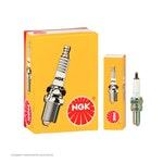 Vela de Ignição - NGK - BKR6EKUB - Unitário