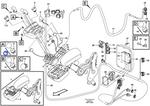 Interruptor - Volvo CE - 11170231 - Unitário
