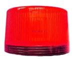 Lente Vermelha para Flash de Advertência - DNI - DNI 4015-VM - Unitário