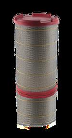 Elemento do Filtro de Ar - MAHLE - LX1069 - Unitário