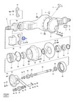 Arruela - Volvo CE - 4717660 - Unitário