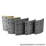 LF 0111X LONA DE FREIO LEVE - Bosch - 0986BB1014 - Par