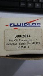 REPARO CILINDRO EMBREAGEM MESTRE SUPERIOR 1 - Fluidloc - 300/2814 - Unitário