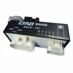 Relé Controle do Ventilador do Radiador Vw / Audi 357919506A - 12V 14 Terminais - DNI - DNI 8606 - Unitário