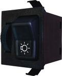 Interruptor de Luz com Reostato - OSPINA - 011040 - Unitário