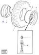Miniatura imagem do produto Anel Trava - Volvo CE - 4781750 - Unitário