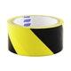 Miniatura imagem do produto Fita demarcação de solo amarela/preta 48mmx14m - Norton - 66623386804 - Unitário