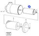 Miniatura imagem do produto Filtro de Ar - Volvo CE - 11110151 - Unitário