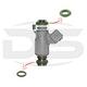 Miniatura imagem do produto Kit de Filtros para Bico Injetor - DS Tecnologia Automotiva - 71232 - Unitário