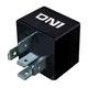 Miniatura imagem do produto Relé Auxiliar Universal 24V - Duplo Contato 2x20A - DNI 0213 - DNI - DNI 0213 - Unitário
