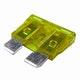Miniatura imagem do produto Fusivel De Lamina 20A - Universal - DNI 316020 - DNI - DNI 316020 - Unitário