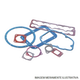 Miniatura imagem do produto Junta de Vedação de Entrada de Água no Bloco - Mwm - 70490708 - Unitário
