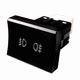 Miniatura imagem do produto Chave Comutadora Luz para Farol Neblina Dianteiro e Traseiro Audi/Vw 5U0941535B1Fr-6 Terminais 12V - DNI - DNI 2176 - Unitário