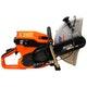 Miniatura imagem do produto Máquina para corte - cortadora manual a gasolina - CP514-350i - Norton - 70184694426 - Unitário