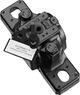 Miniatura imagem do produto 50 tampas e identificadores pretos + 2 folhas de etiquetas adesivas para impressão - SKF - TLAC 50/Z - Unitário