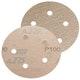 Miniatura imagem do produto Disco de lixa seco A275 grão 100 127mm c/ 5 furos - Norton - 66254468379 - Unitário