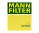 Miniatura imagem do produto Filtro do Ar Condicionado - Mann-Filter - CU1919 - Unitário