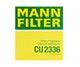 Miniatura imagem do produto Filtro do Ar Condicionado - Mann-Filter - CU2336 - Unitário