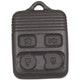 Miniatura imagem do produto Capa do Controle do Alarme com Destrava do Porta-Malas - Universal - 31039 - Unitário