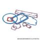 Miniatura imagem do produto Junta do Tubo de Saída de Água - MWM - 941088530344 - Unitário