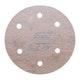 Miniatura imagem do produto Disco de lixa seco A275 grão 120 152mm c/ 6 furos - Norton - 66261086332 - Unitário