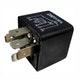 Miniatura imagem do produto Relé Auxiliar Reversor com Resistor Iveco / Foton / Mercedes-Benz - 12V 5 Terminais - DNI - DNI 0139R - Unitário