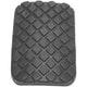 Miniatura imagem do produto Capa do Pedal de Freio ou de Embreagem - Universal - 40783 - Unitário