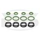 Miniatura imagem do produto Kit de Filtros para Bico Injetor - DS Tecnologia Automotiva - 1268 - Unitário