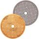 Miniatura imagem do produto Disco de lixa espumado seco A275 grão 320 150mm c/ 180 furos - Norton - 63642560574 - Unitário