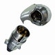 Miniatura imagem do produto Tomada de Engate (Macho + Fêmea) Redonda 6 Polos Polarizada em Alumínio - DNI - DNI 8325 - Unitário