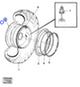 Miniatura imagem do produto Roda - Volvo CE - 15048755 - Unitário