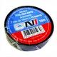 Miniatura imagem do produto Fitaisolante em PVC Preta - Rolo de 10 Metros - DNI - DNI 5030 - Unitário